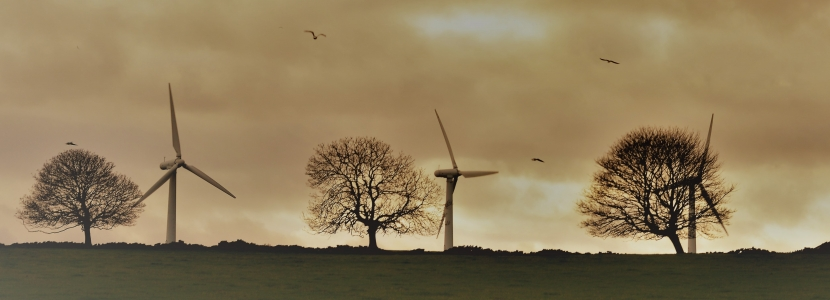 Windfarms of Yorkshire